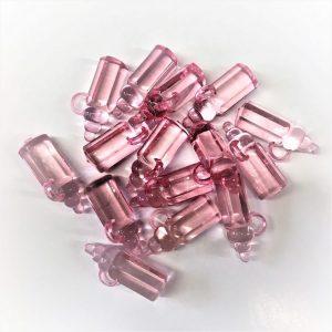 Light Pink Bottles