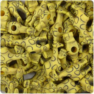 Giraffe Pony Beads